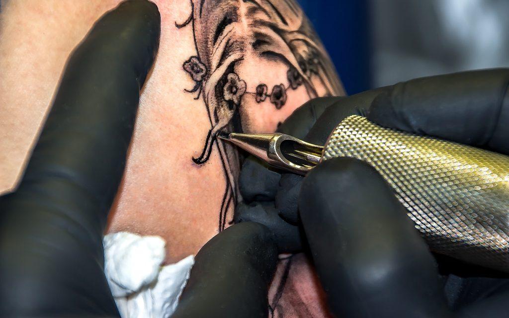 Piłkarze uwielbiają tatuaże
