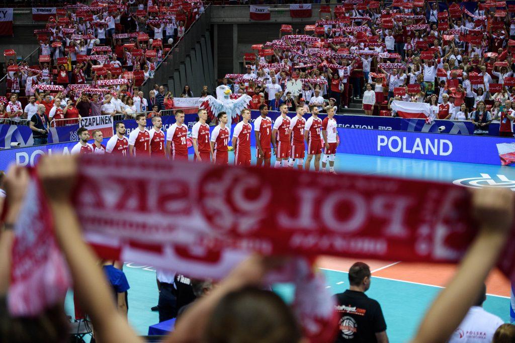 Polska odnosi nie tylko sukcesy w siatkówce, ale też może pochwalić się świetnymi kibicami!